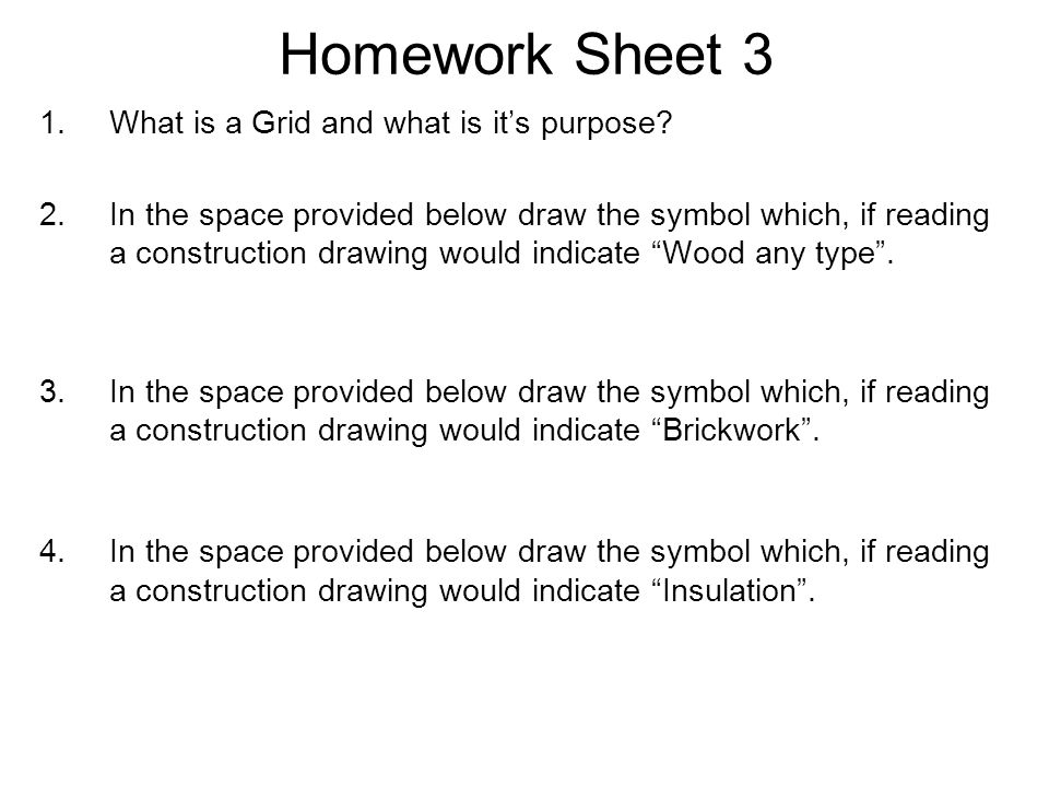 Homework Sheet 3 What is a Grid and what is it's purpose