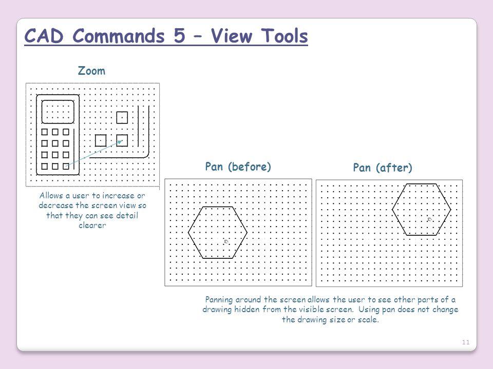 CAD Commands 5 – View Tools