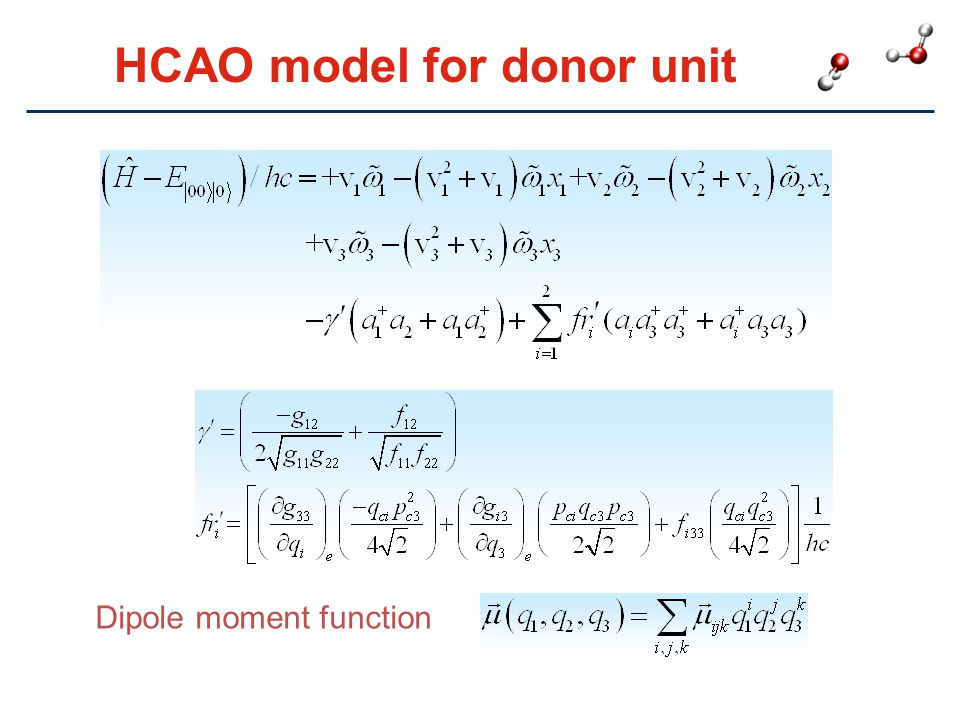 HCAO model for donor unit