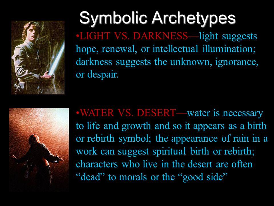Symbolic Archetypes