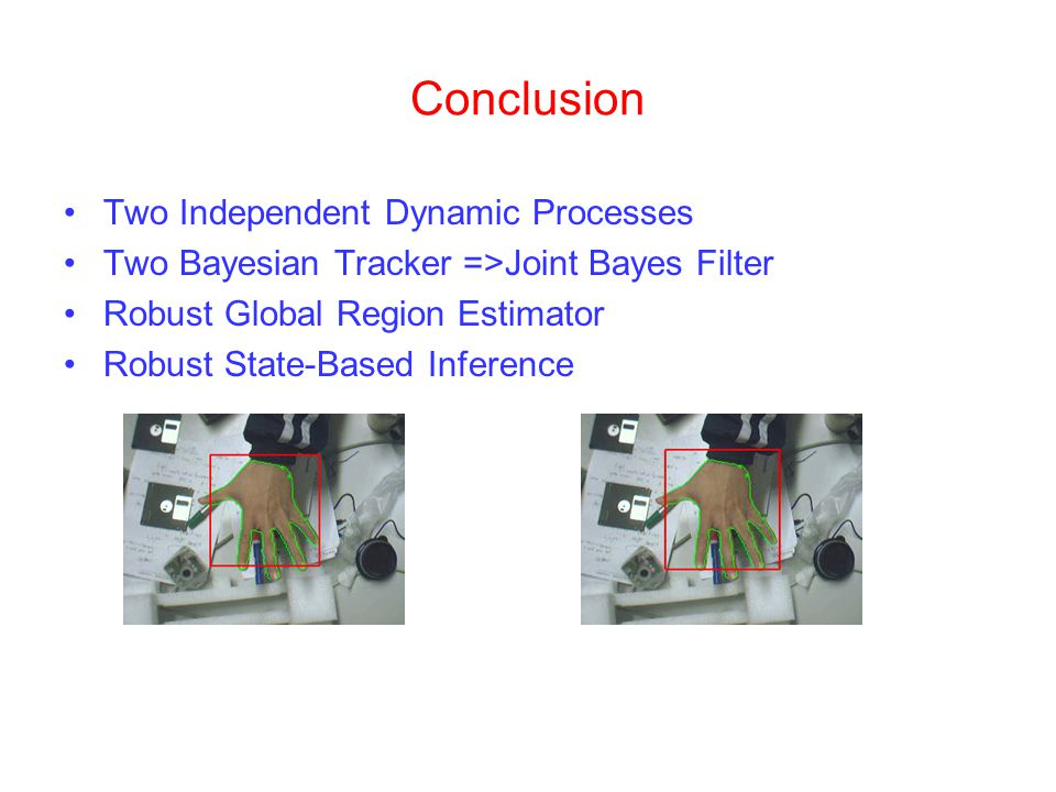Conclusion Two Independent Dynamic Processes