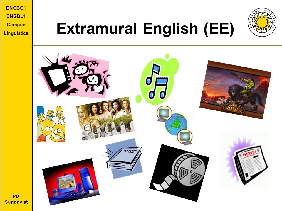 Extramural English (EE)