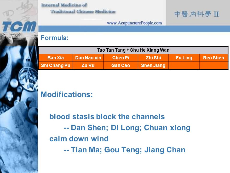 Tao Tan Tang + Shu He Xiang Wan