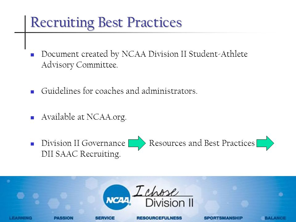 Recruiting Best Practices