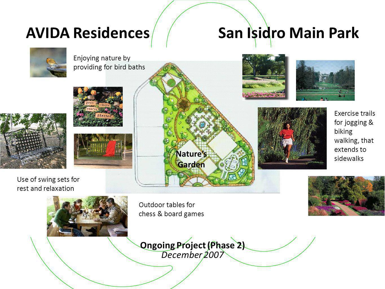AVIDA Residences San Isidro Main Park Ongoing Project (Phase 2)