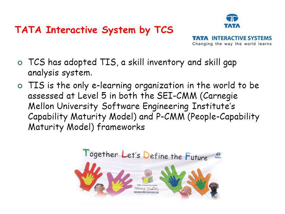 TATA Interactive System by TCS