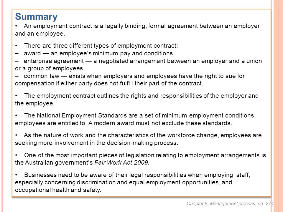 Human Resources Recruitment Training Employment Contracts - Ppt