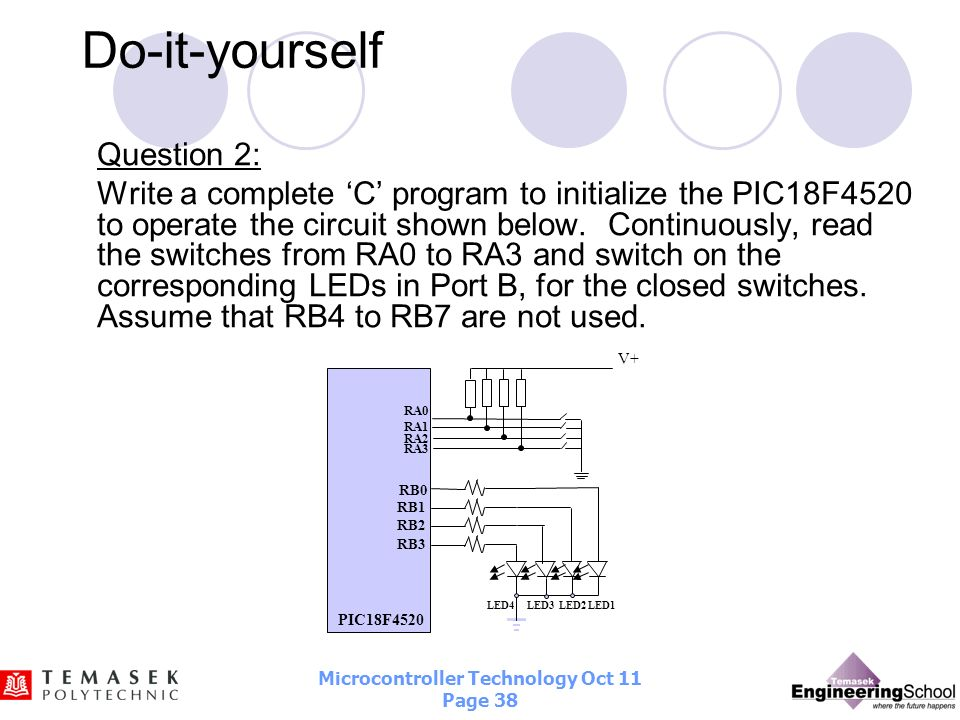Do-it-yourself Question 2:
