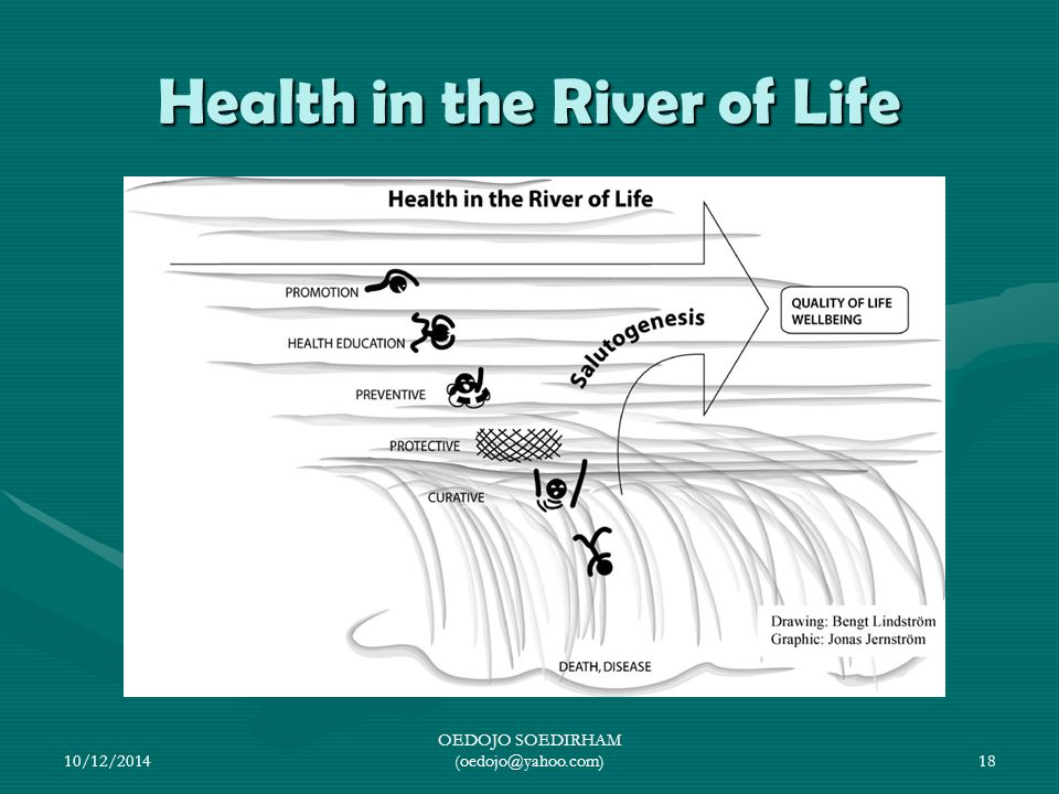 Health in the River of Life