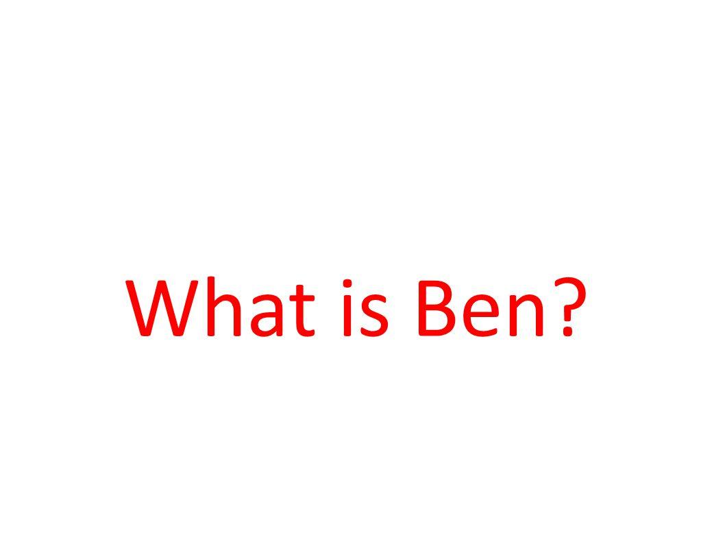 What is Ben