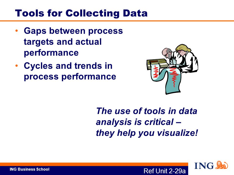 Tools for Collecting Data