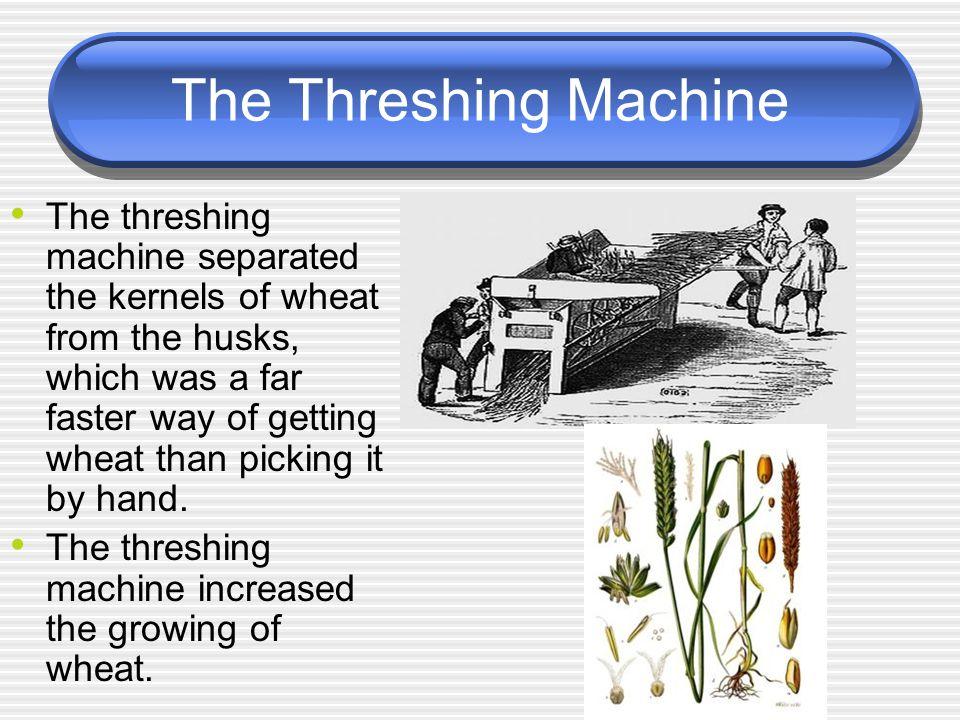 The Threshing Machine