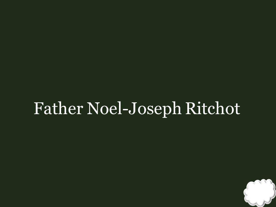 Father Noel-Joseph Ritchot