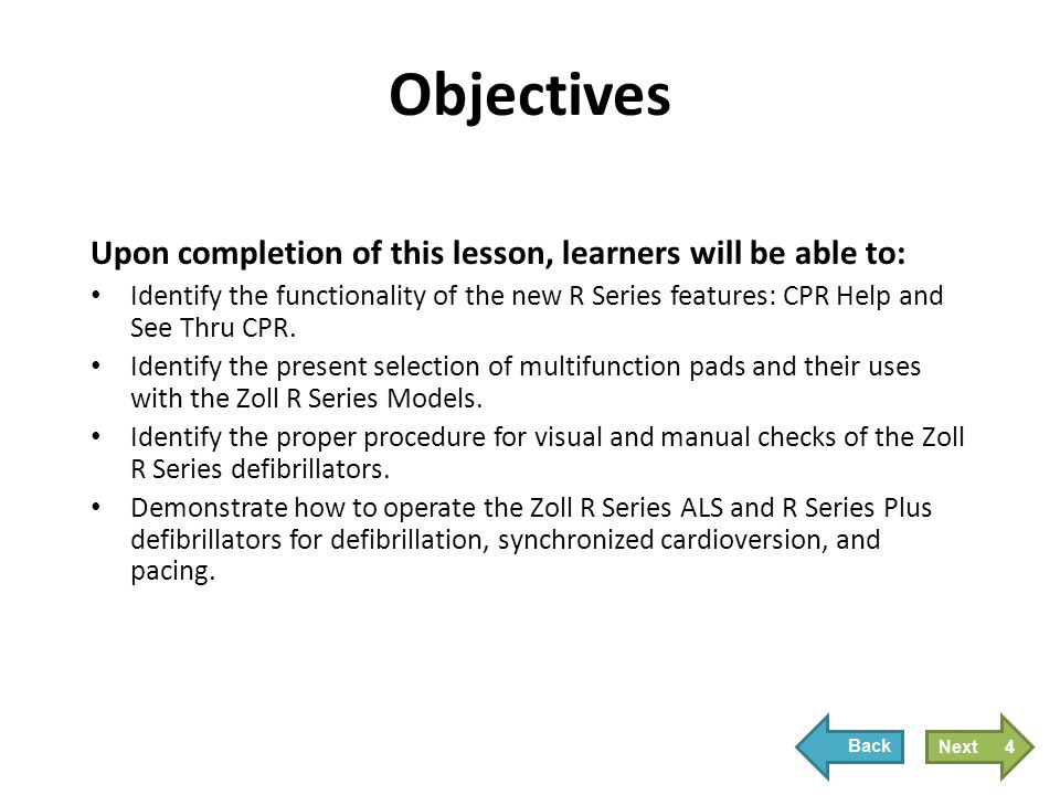 Table of Contents If you are viewing the lesson for the first time