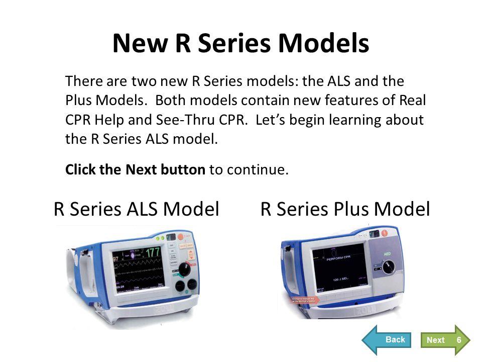 R Series ALS Model