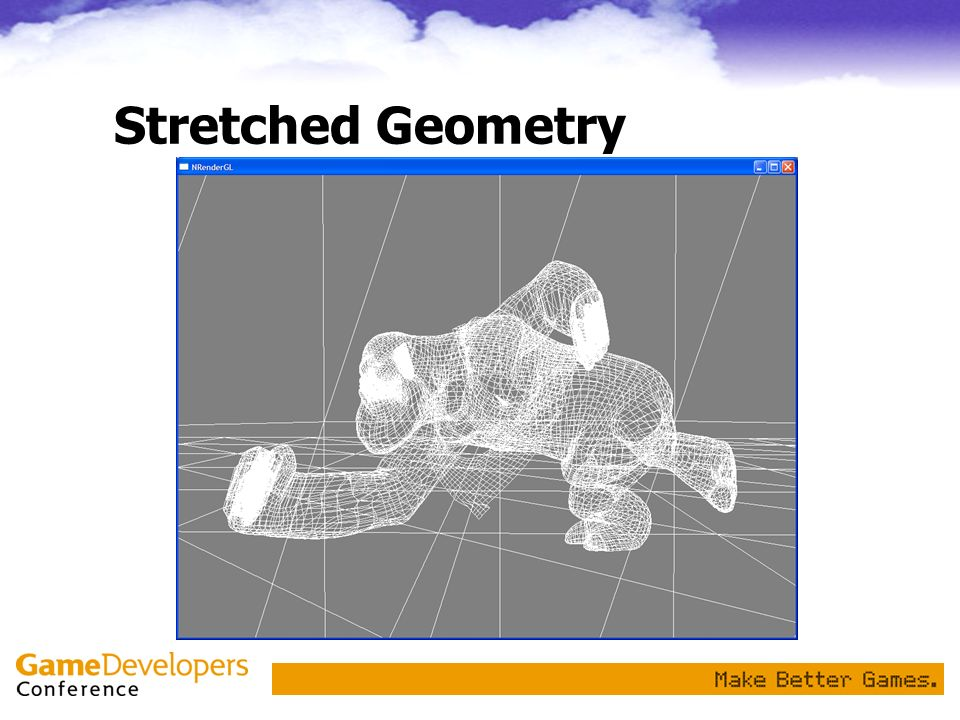Stretched Geometry