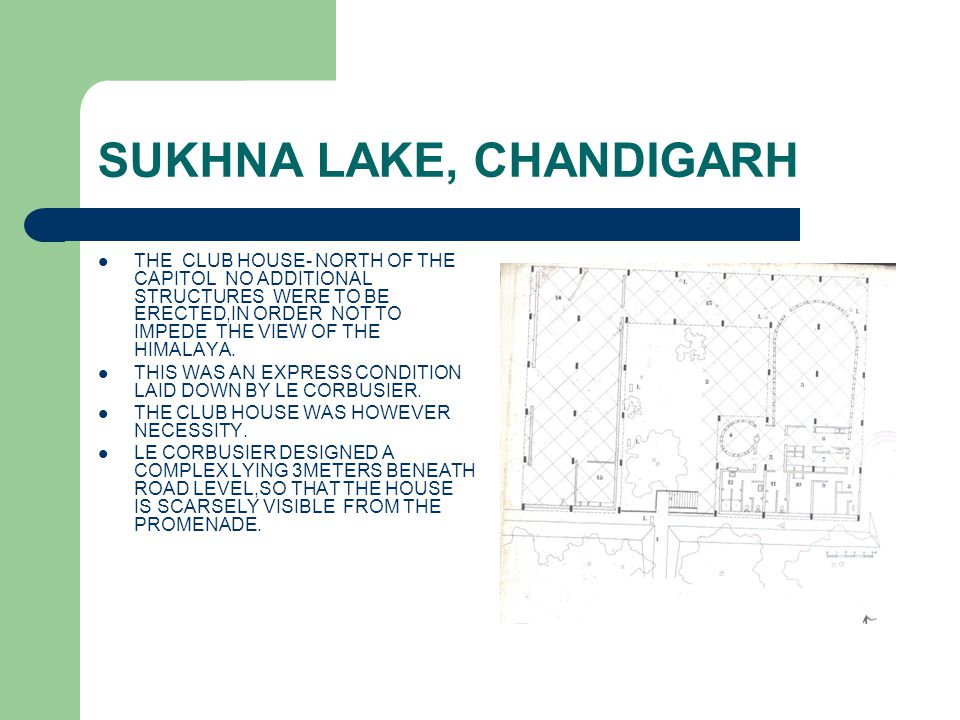 SUKHNA LAKE, CHANDIGARH