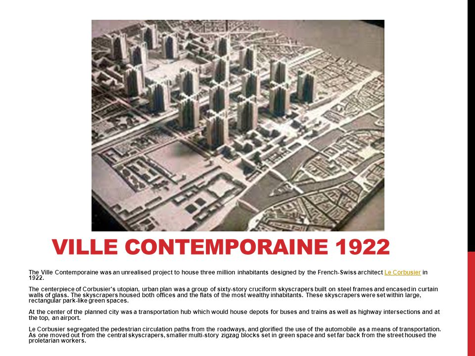 http://architectuul.com/architecture/ville-contemporaine Ville Contemporaine 1922.