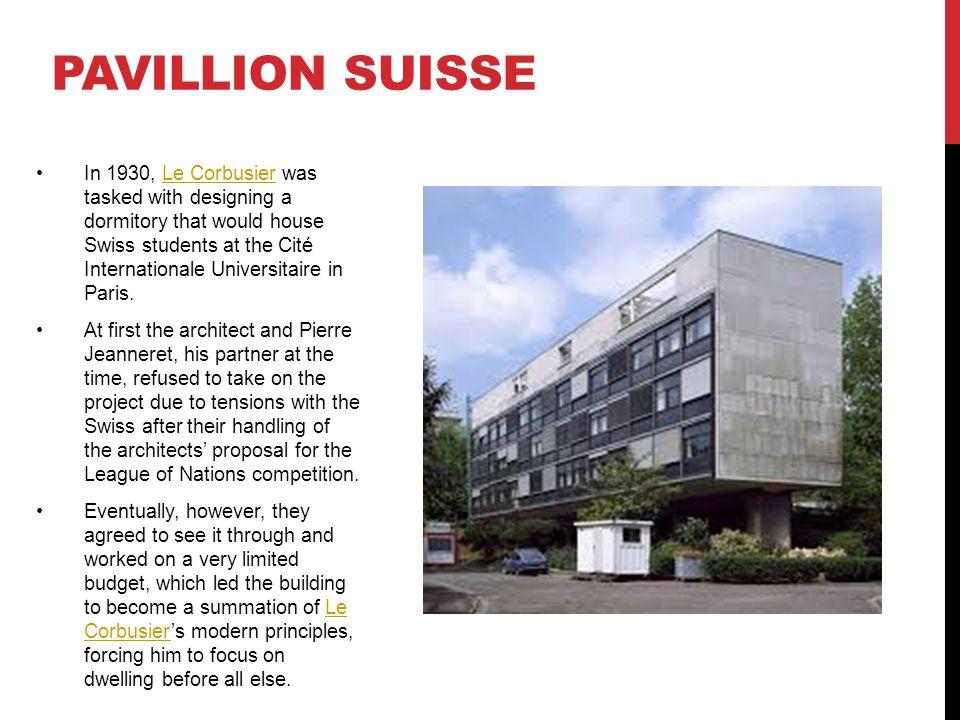 Pavillion suisse