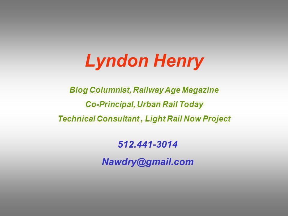 Lyndon Henry 512.441-3014 Nawdry@gmail.com