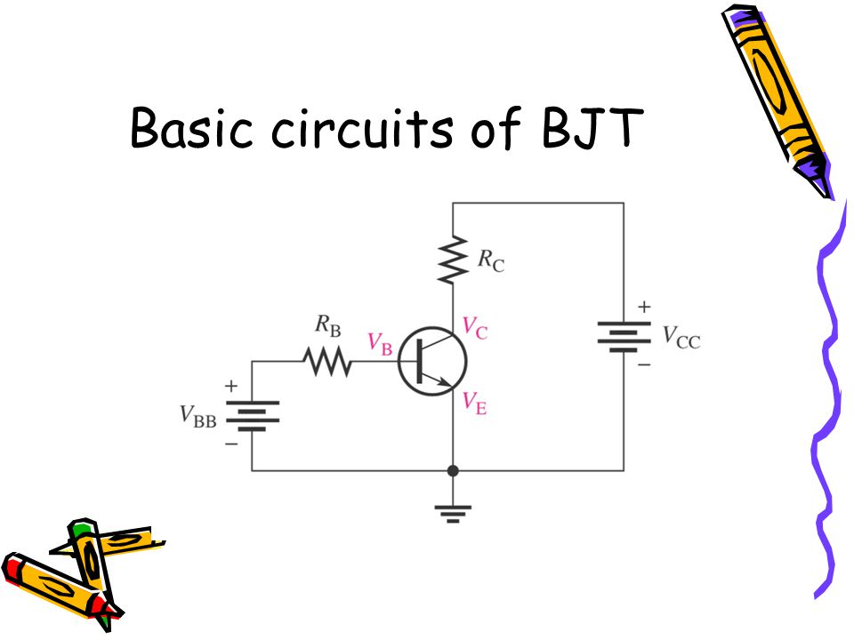 fundamental electronics u2014bjt  cmos
