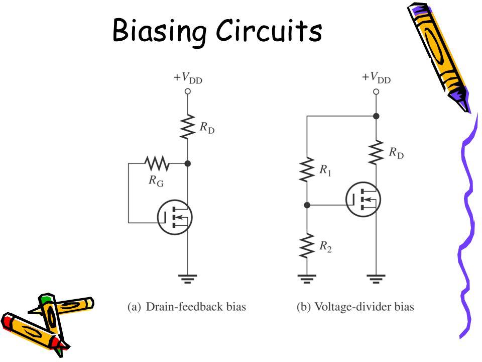 Biasing Circuits