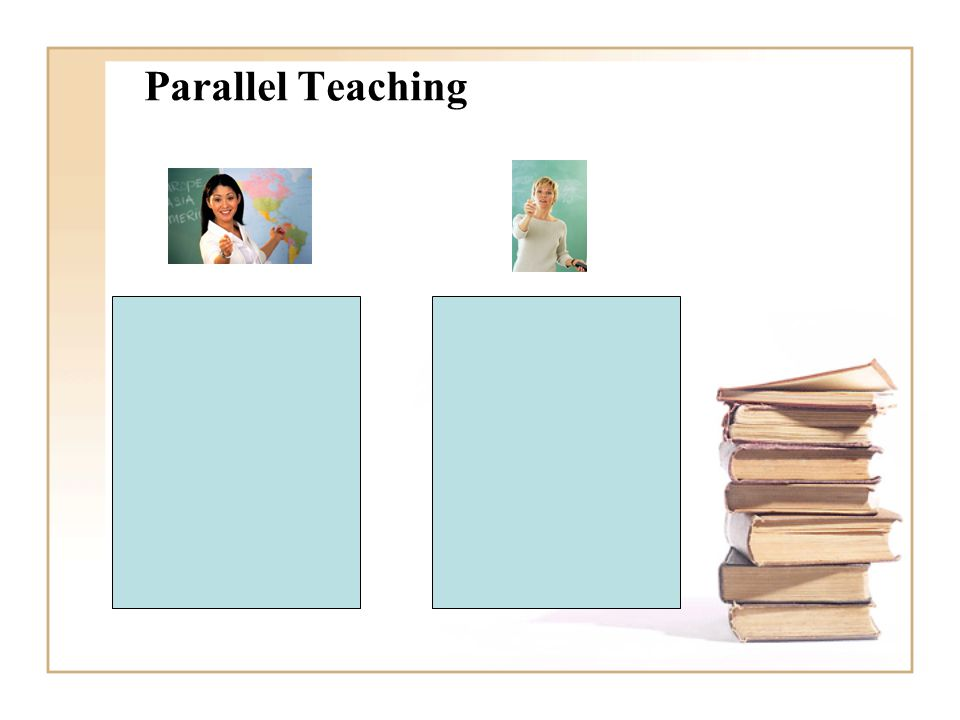 Parallel Teaching
