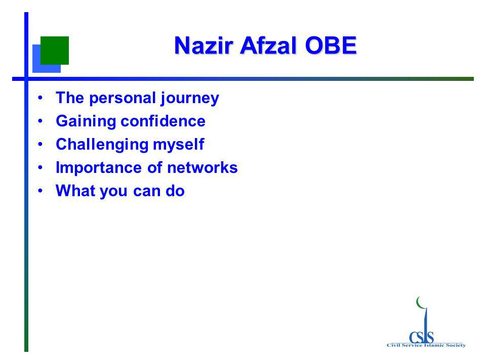 Nazir Afzal OBE Director, CPS London West; Service champion for advocacy; Higher Court Advocate.