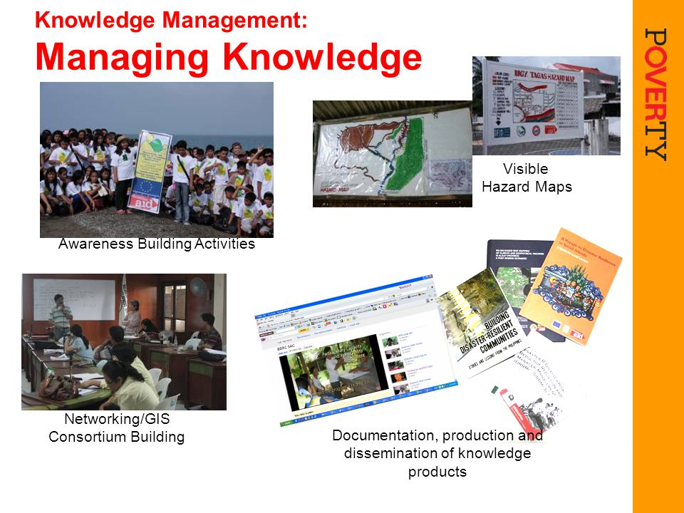 Knowledge Management: Managing Knowledge