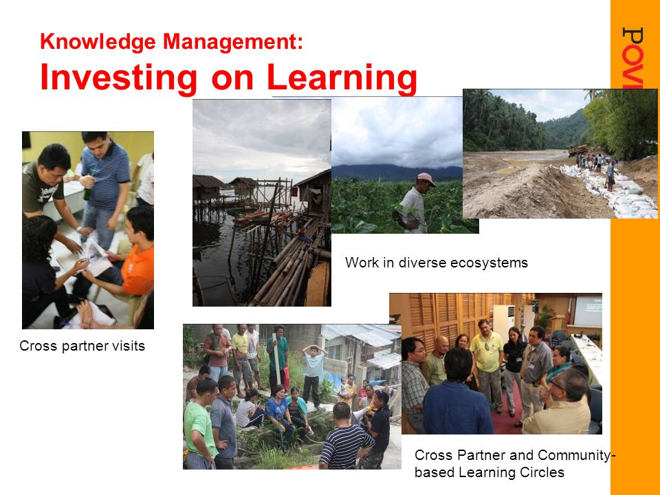 Knowledge Management: Investing on Learning