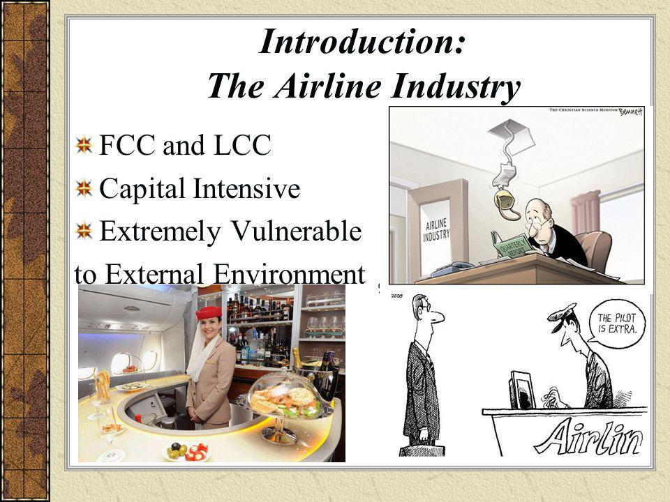 Introduction: The Airline Industry
