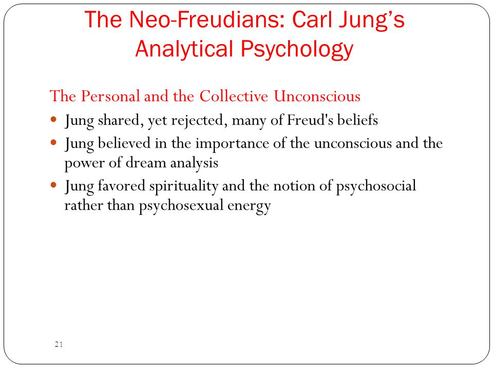 Carl jung two essays analytical psychology applications