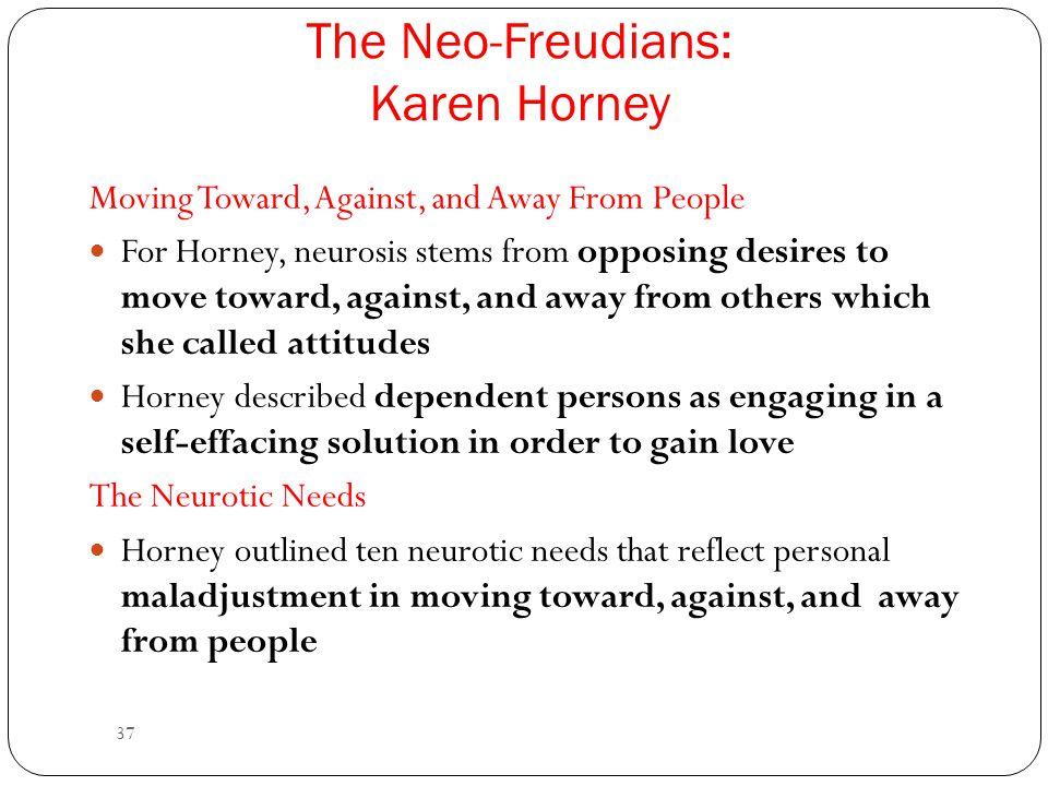 The Neo-Freudians: Karen Horney