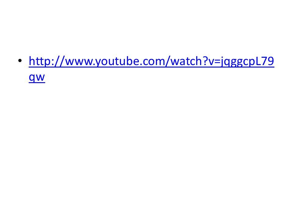 http://www.youtube.com/watch v=jqggcpL79qw