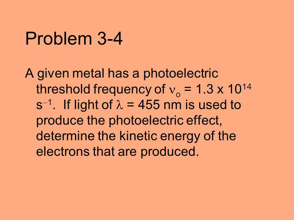 Problem 3-4