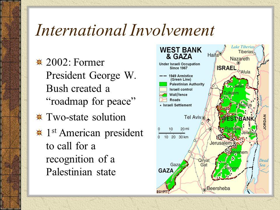International Involvement