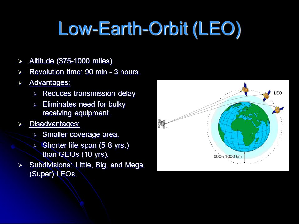 earth orbit altitude - photo #42