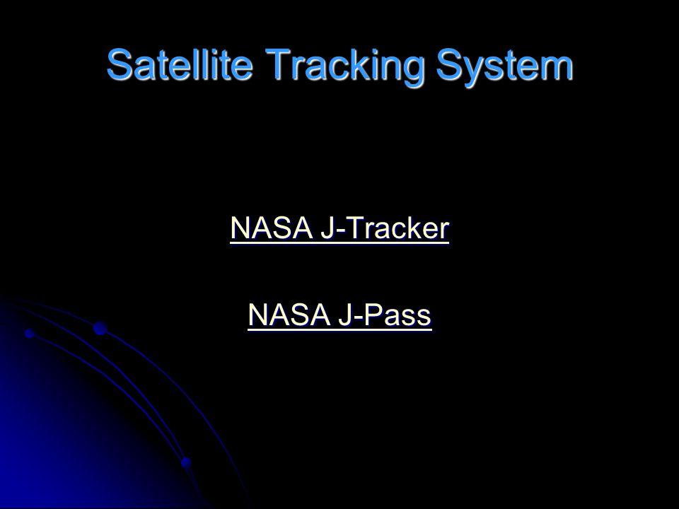 Satellite Tracking System
