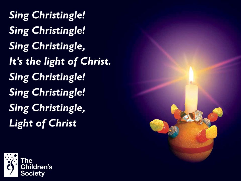 It's the light of Christ.
