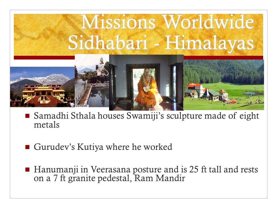 Missions Worldwide Sidhabari - Himalayas