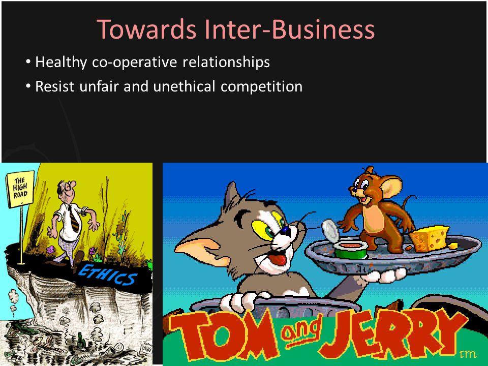 Towards Inter-Business