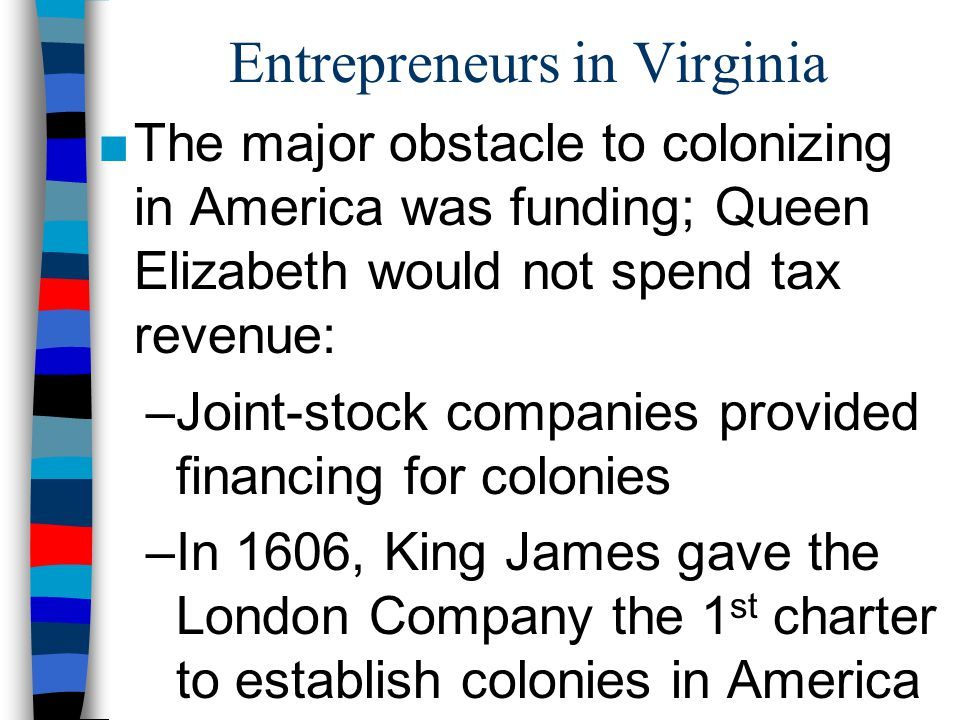 Entrepreneurs in Virginia