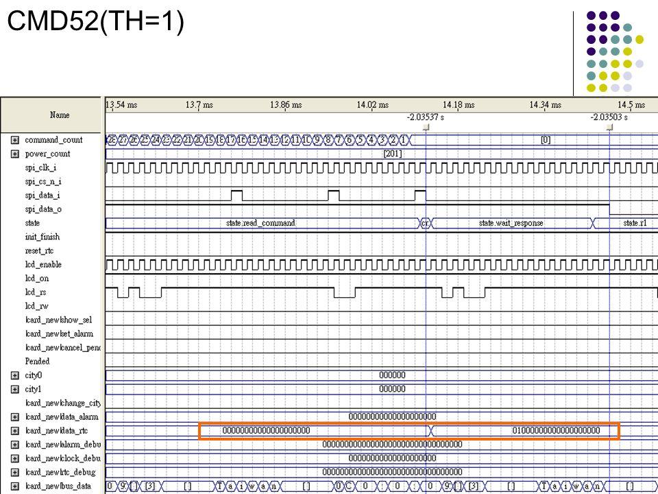 CMD52(TH=1)