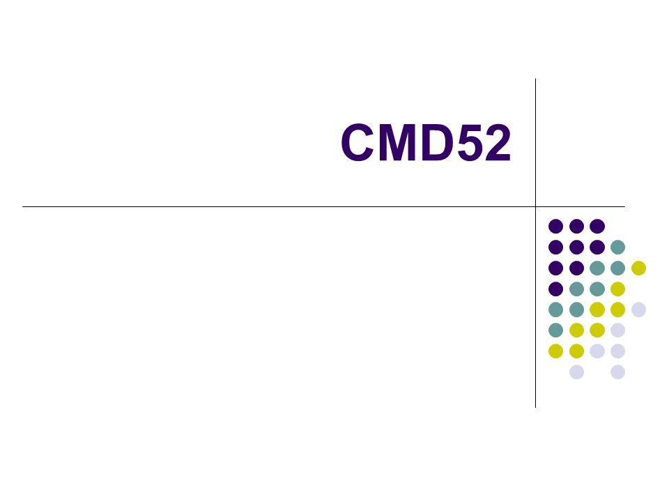 CMD52
