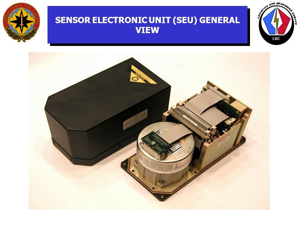 SENSOR ELECTRONIC UNIT (SEU) GENERAL VIEW