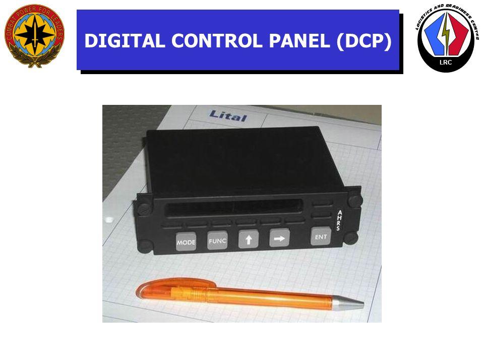 DIGITAL CONTROL PANEL (DCP)