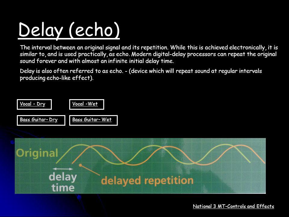 Delay (echo)