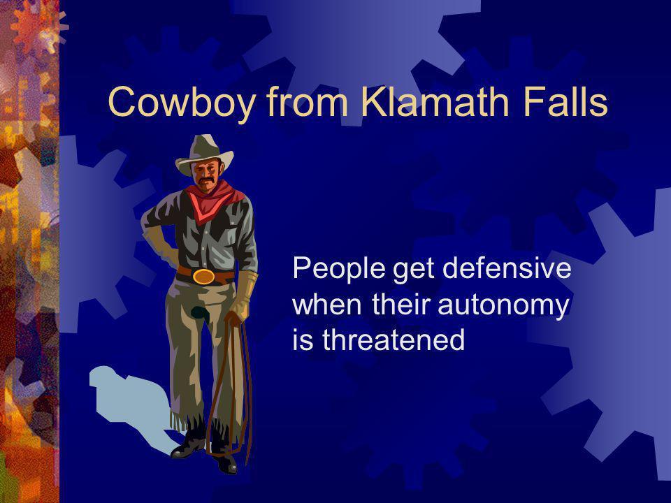 Cowboy from Klamath Falls