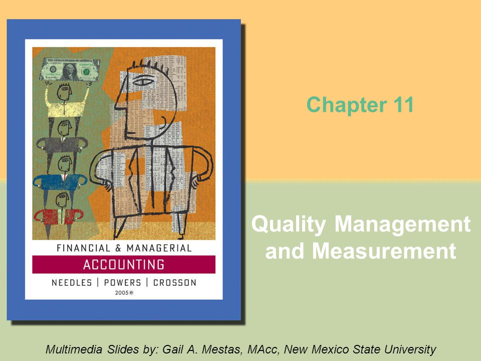 Quality Management and Measurement