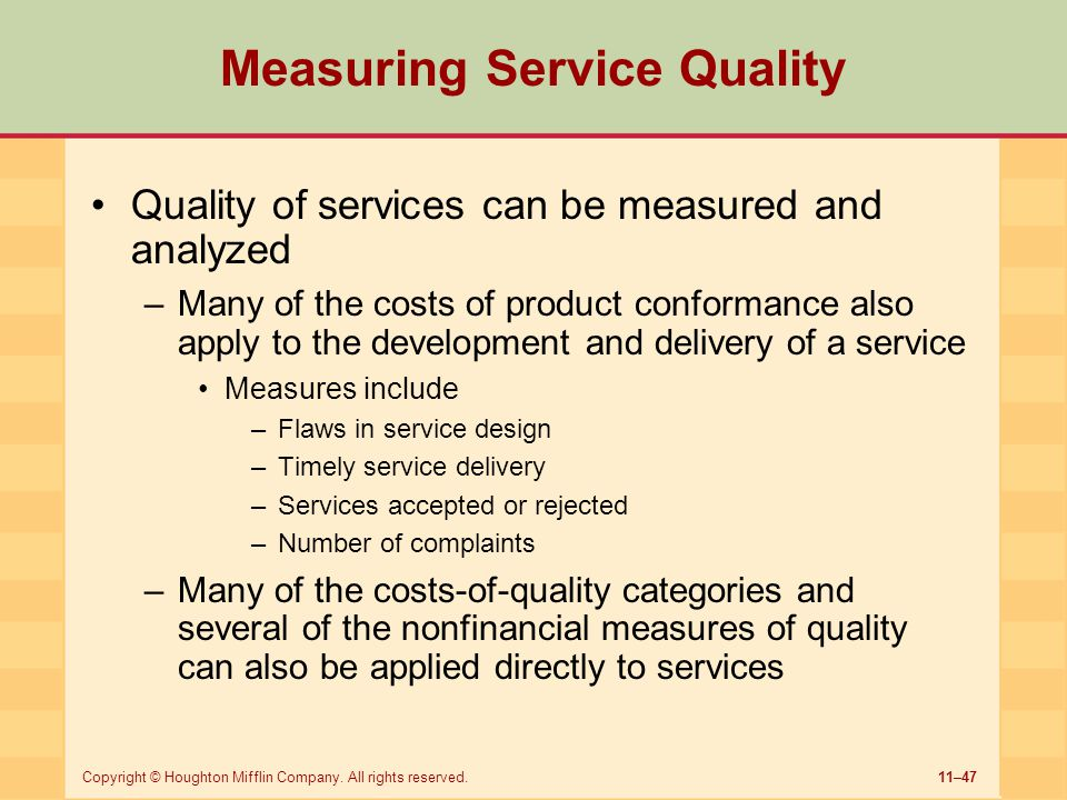 explain how quality can be measured From calculating quality of hire and understanding the formula to  in this post  we'll explain the quality of hire metric, and discuss how recruiters can use it in  more  but standardizing measurements of quality will do more to.
